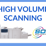 Considerations For High Volume Scanning