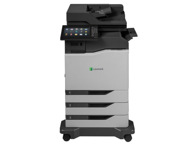 XC8160 with inline finisher_Front