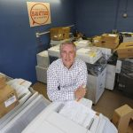 Richmond Times-Dispatch: Stone's Office Equipment stays abreast with the latest technologies